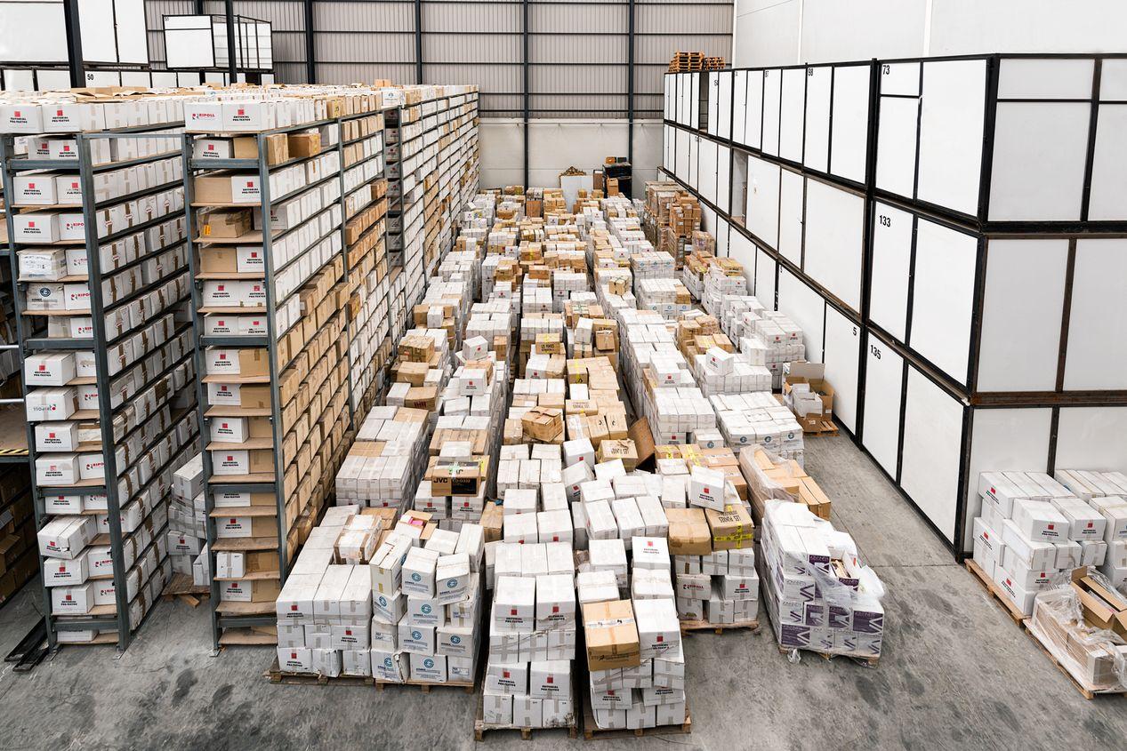 Resultado de imagen para almacenaje logística