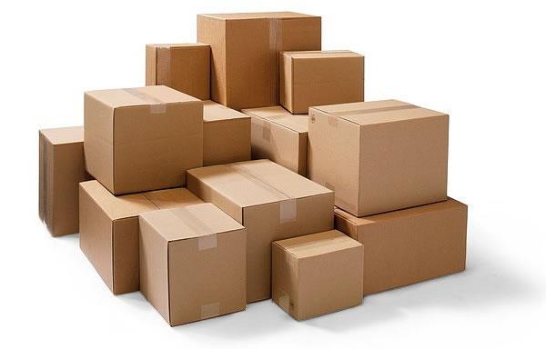 (Español) Cajas de cartón para mudanzas